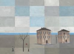 Paolo Ventura's Exhibition in Blouin Artinfo