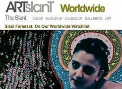Sissi Farassat review in Artslant
