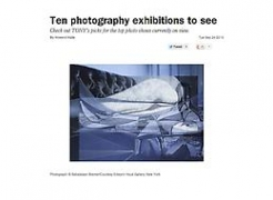 Sebastiaan Bremer one of Time Out's top ten photography exhibitions to see