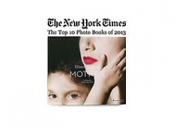 Mother by Elinor Carucci makes The New York Times' top ten photo books of 2013