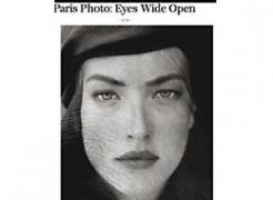 "Vogue Paris names Herb Ritts' ""Tatjana Veiled Head"" as 'best picks on show' at Paris Photo"