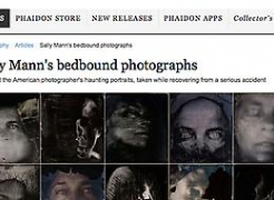 Sally Mann: Upon Reflection in Phaidon Reviews