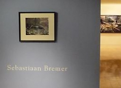 Sebastiaan Bremer exhibition opens at Edwynn Houk Gallery