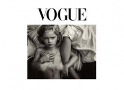 Sally Mann in Vogue