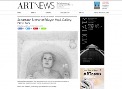 """Sebastiaan Bremer: Ave Maria"" in ARTNEWS"
