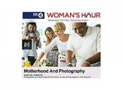 Elinor Carucci on BBC Radio's 'Woman's Hour'