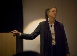Sally Mann Delivers Massey Lectures at Harvard University