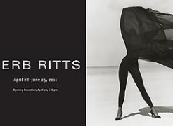Herb Ritts exhibition opens at Edwynn Houk Gallery