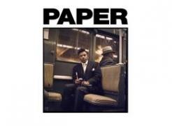 Danny Lyon in Paper Magazine