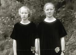 Diane Arbus & August Sander