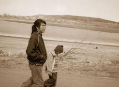 Danny Lyon: Heart Butte
