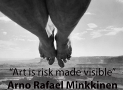 Interview with Arno Rafael Minkkinen