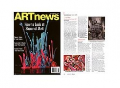 Sebastiaan Bremer in Art News