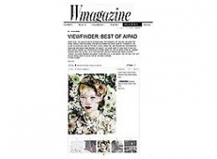 W magazine names Bill Brandt, Herb Ritts, and  Valérie Belin Best of AIPAD