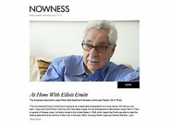 Elliott Erwitt featured on the Nowness