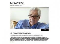 Elliott Erwitt featured on the Nowness