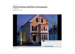 NPR explores Gail Albert Halaban's relationship with Gloucester and Hopper