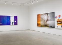 Julia Wachtel: Displacement