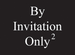 By invitation only 2