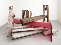 Anthony Caro's 'First Drawings Last Sculptures' at Mitchell-Innes & Nash