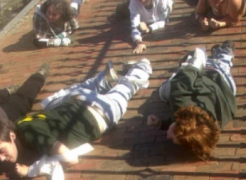 People will literally crawl on the streets of NYC this weekend