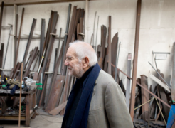 Remembering Anthony Caro