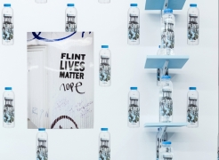 The Politics of Adversity in Pope.L's Flint Water Project