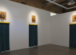 Pope.L returns to L.A. with twin gallery shows focused on race
