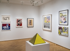 Roy Lichtenstein: The Popular Image