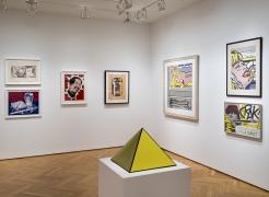 Roy Lichtenstein: The Popular Image