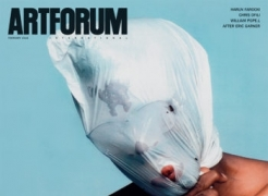 POPE.L DISCUSSES HIS ARTFORUM COVER AT CAA: 'LEAVE ME OUT OF IT'