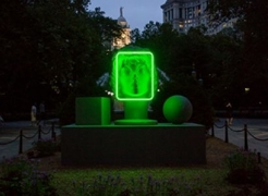 """Image Objects"" Brings the Digital Outdoors"