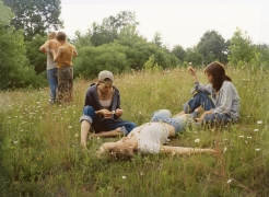Justine Kurland's Female Utopia