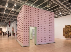 Pope.L wins 2017 Whitney Museum Bucksbaum Award