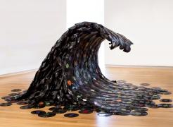 Jean Shin - Sound Wave