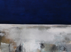Mark Stopforth's liminal landscapes