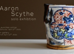 Aaron Scythe Solo Exhibition