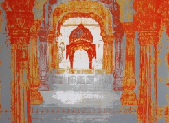 Natasha Kumar - Essence of India.  New exhibition September 9th - October 4th