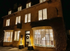 The Stratford Gallery Broadway.  Three floors of contemporary fine art in 18th century Cotswold splendour.