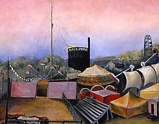 The Imagined Landscape: American Paintings from 1900-1974