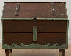 A Collection of Historic New Mexico Furniture