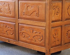 Historical New Mexican Furniture