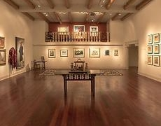 The Owings Gallery on Palace
