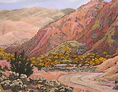 A Soft Edge: New Mexico Pastels from 1900-1970