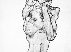 Rediscovering Portfolio Prints by Gustav Klimt & Egon Schiele