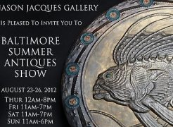 The Baltimore Summer Antiques Show 2012