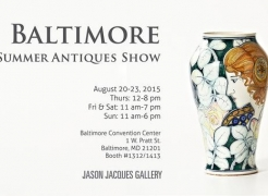 Baltimore Summer Antiques Show 2015