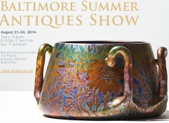 Baltimore Summer Antiques Show 2014