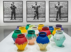 A Beijing Bohemian in the East Village, Ai Weiwei at Asia Society Museum, by Holland Carter