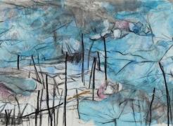Wang Gongyi | Yan Shanchun: Two Artists About West Lake, by Zou Ping